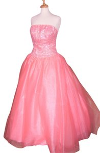 Tiffany & Co. Ball Gown Evening Strapless Dress