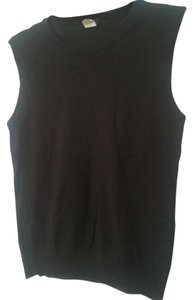 J.Crew Shell Top Black