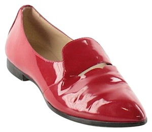 Elizabeth and James Patent Red Flats