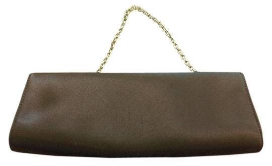 Preload https://item2.tradesy.com/images/ann-taylor-clutch-chocolate-brown-1637566-0-0.jpg?width=440&height=440