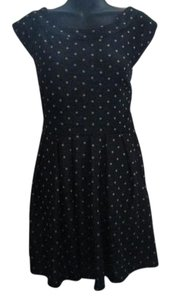 Forever 21 short dress Black Polka Dot Fit And Flare on Tradesy