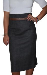 Tracy Reese Skirt gray