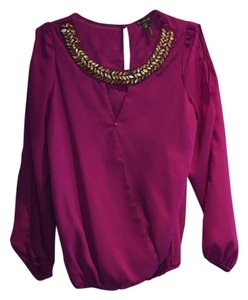 Soieblu Top Fuschia