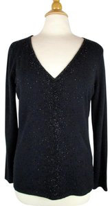 Chico's Chicos Beaded Sweater