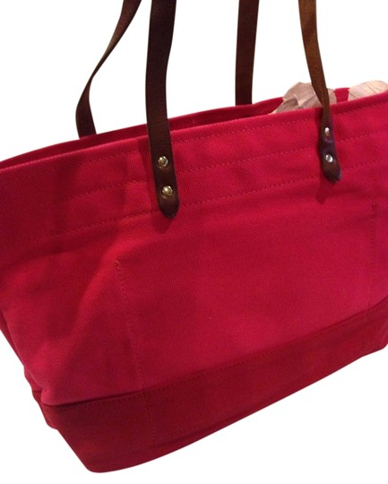 Preload https://item3.tradesy.com/images/cole-haan-tote-bag-red-1637687-0-0.jpg?width=440&height=440
