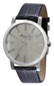 Kenneth Cole Kenneth Cole Male Dress Watch KC1931 Black Analog