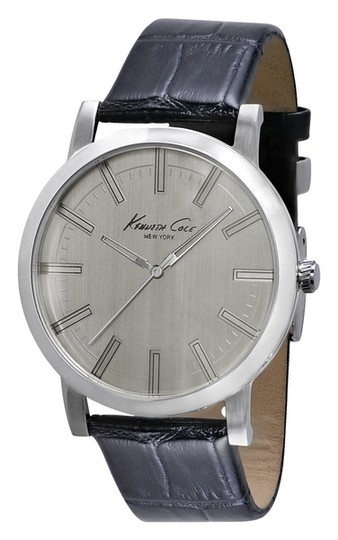 Preload https://item4.tradesy.com/images/kenneth-cole-silver-male-dress-kc1931-black-analog-watch-1637718-0-0.jpg?width=440&height=440