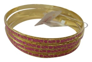 Chamak by Priya Kakkar Chamak AUTHENTIC NWT 4 PIECE SKINNY BANGLE SET