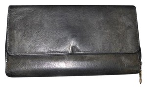 marsha 100% leather trifold