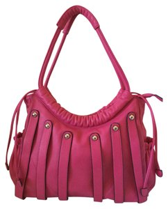 Other Chic Leather Shoulder Bag