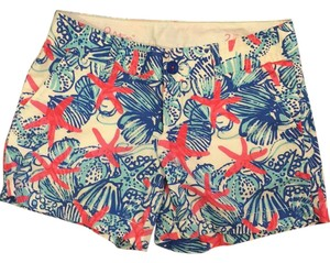Lilly Pulitzer Mini/Short Shorts She She Shells