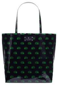 Kate Spade Tote in Navy blue and green
