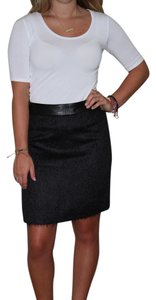 MILLY Mini Skirt Black