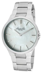 Kenneth Cole Kenneth Cole Male Dress Watch KC4830 Silver Analog