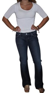 James Jeans Flare Leg Jeans-Medium Wash