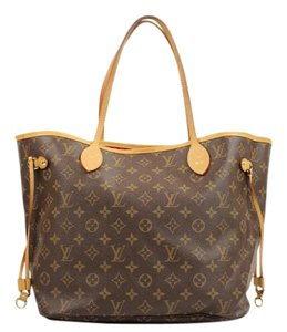 Louis Vuitton Neverfull Mm Tote in monogram