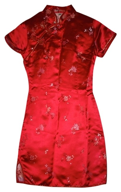 China Wear Cheongsam Qipao Asian Chinese Mandarin Dress