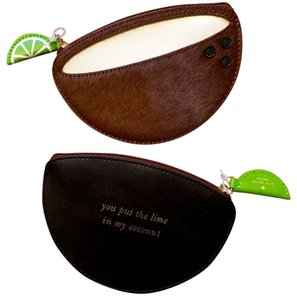 Kate Spade Coconut coin pouch