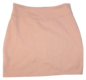 Silence + Noise Mini Skirt Pink