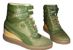Puma Burnt Olive Athletic