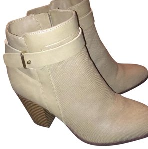 New York & Company Beige Boots