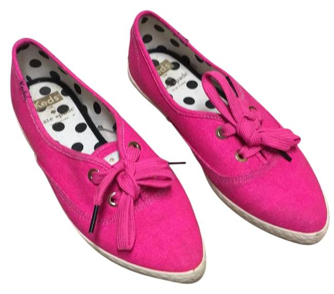 Item - Pink Keds For Pointed Toe Sneakers Size US 6 Regular (M, B)