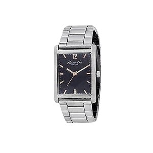 Kenneth Cole Kenneth Cole Male Dress Watch KCW3001 Silver Analog
