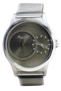 Kenneth Cole Kenneth Cole Male Dress Watch KC9323 Silver Analog