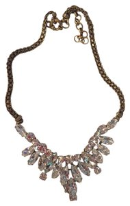 J.Crew Jcrew Crystal Bauble Necklace
