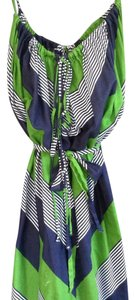 Thakoon for Target short dress Thakoon for Target Green and blue on Tradesy