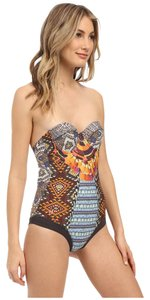 Maaji Maaji Welcoming Cartagena One Piece Swimsuit Size Large L