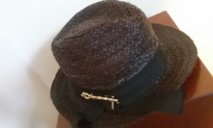 Hat Attack nwt straw hat by Hat Attack New York