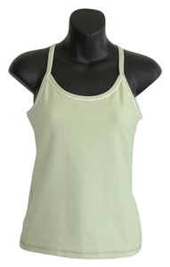 Lululemon power y flow green tank top