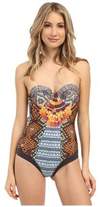 Maaji Maaji Welcoming Cartagena One Piece Swimsuit Size Medium M