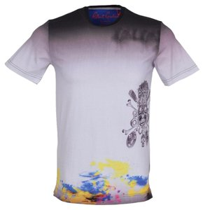 Robert Graham Men's T Shirt Multi-Color