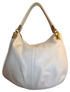 DKNY Leather Hobo Bag