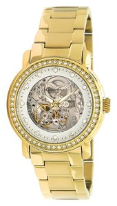 Kenneth Cole Kenneth Cole Female Automatic Watch KC4825 Gold Analog