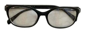 Prada Gently used Authentic PRADA PLASTIC BLACK RX EYEGLASSES WOMEN