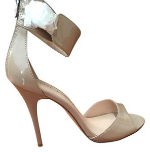 Chinese Laundry Tan Nude Pumps