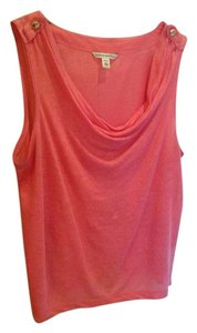 Banana Republic Top Coral pink