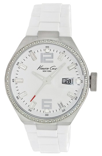Kenneth Cole Kenneth Cole Female Casual Watch KC4811 White Analog