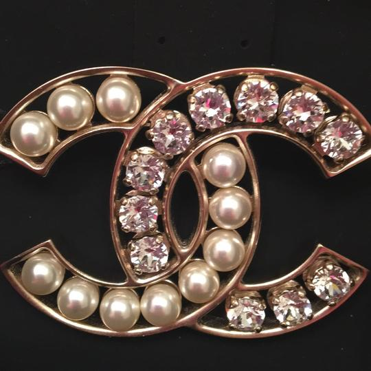 Chanel Chanel Brooch A85331