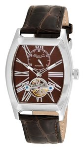 Kenneth Cole Kenneth Cole Male Dress Watch KC1983 Brown Analog