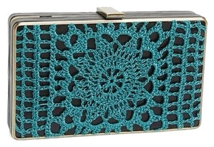 Other Teal Clutch