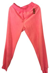 No Boundaries Relaxed Pants Light hot pink