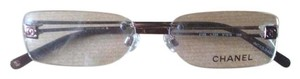 Chanel New authentic Chanel 2120 eyeglass frame in color 335