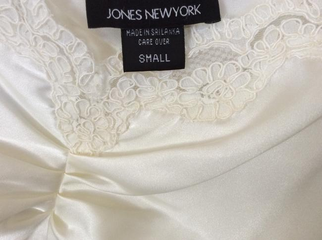 Jones New York Vintage Intimate Of Lingerie Lingerie Bride To Be Top Off white