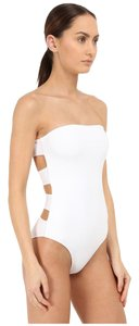 Onia Onia All le Bright White Swimsuit One Piece Size: M
