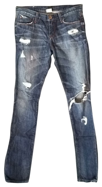 Preload https://item1.tradesy.com/images/banana-republic-dark-destroyed-denim-rinse-skinny-jeans-size-28-4-s-16385-0-0.jpg?width=400&height=650