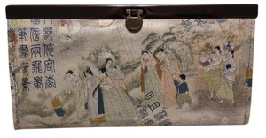 Other Chinese Print Clutch